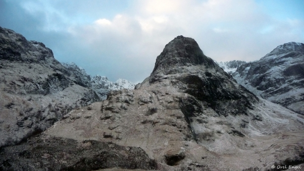 The Three Sisters, Glencoe
